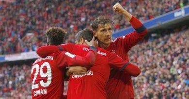 Bayern Monachium zdobywa Superpuchar Europy