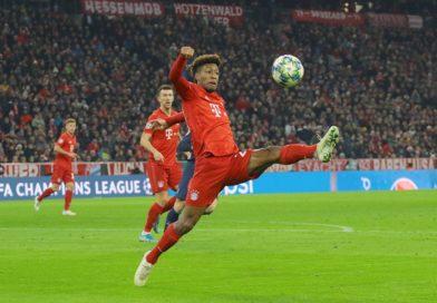 Liga Mistrzów. Bayern Monachium – Tottenham Hotspur 3-1 (ZDJĘCIA)