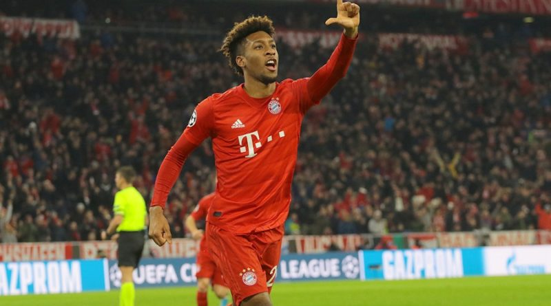 Bundeayern gromi Schalke 04 gol i asysty Roberta Lewandowskiegosliga. B