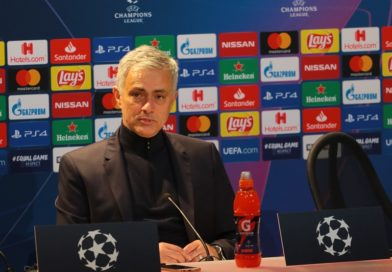 Jose Mourihno stracił posadę w Tottenhamie