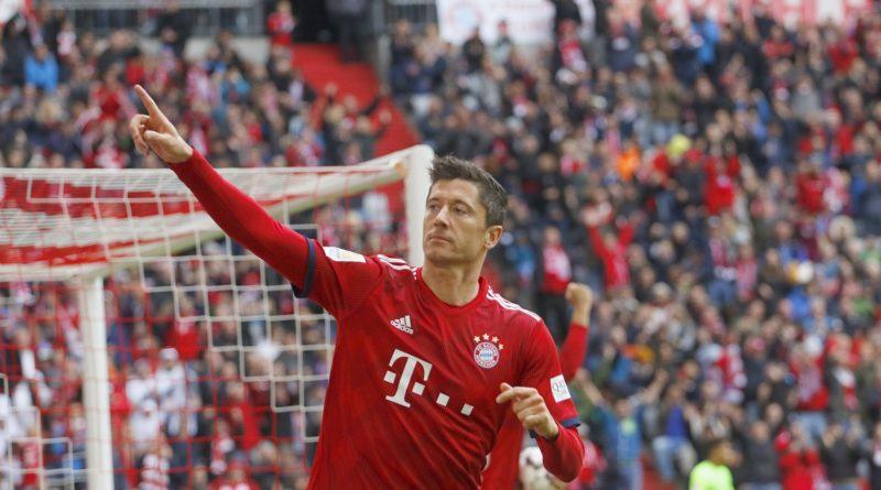 Robert Lewandowski z dwoma golami w Superpucharze Niemiec