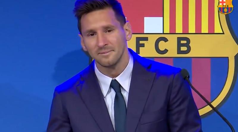 Leo Messi odchodzi z Barcelony