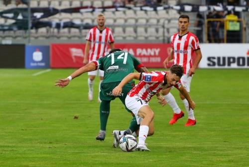 Cracovia-Śląsk Wrocław 1-2