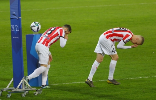 PKO BP Ekstraklasa Cracovia -Lech 2:1